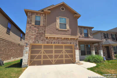 San Antonio Single Family Home For Sale: 7750 Heavenly Arbor