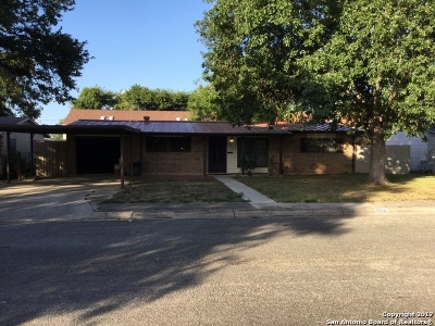 Schertz Single Family Home Back on Market: 808 Colony Dr