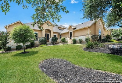 Boerne TX Single Family Home Back on Market: $539,900