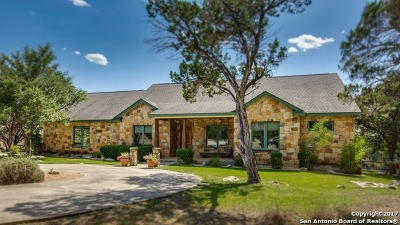 Boerne Single Family Home For Sale: 116 Riverwalk