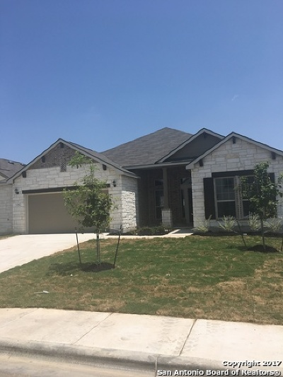 Guadalupe County Single Family Home For Sale: 1382 W Garden Laurel