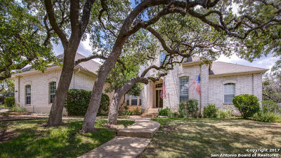 Boerne Single Family Home For Sale: 8515 Fairway Trail Dr