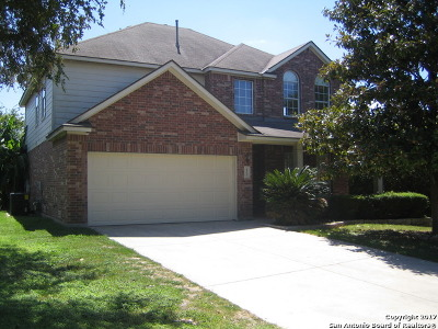 Schertz Single Family Home For Sale: 4701 Green Bluff Dr