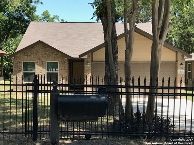 Single Family Home For Sale: 413 E Hart