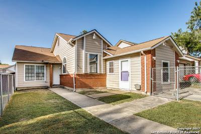 San Antonio Single Family Home Back on Market: 5982 Sunrise Bend Dr