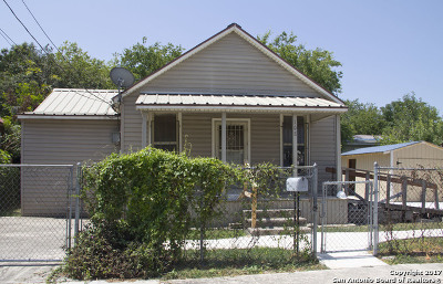 Bexar County Single Family Home For Sale: 108 Groveton St