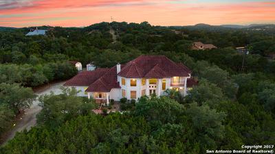 San Antonio Single Family Home For Sale: 9044 Cross Mountain Trl