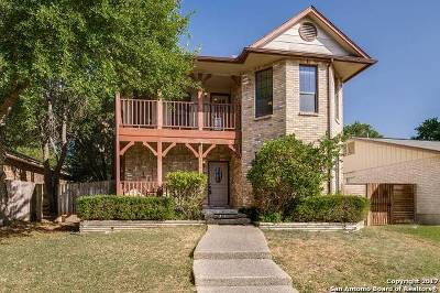 San Antonio Single Family Home Price Change: 13415 Marceline