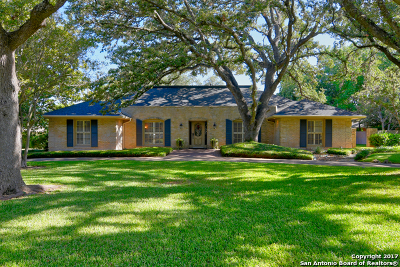 Castle Hills Single Family Home Price Change: 101 Sheffield