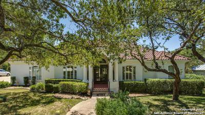 San Antonio Single Family Home For Sale: 1106 Morgans Peak