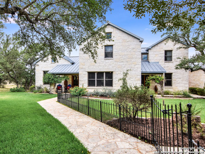 Boerne Single Family Home For Sale: 101 Greystone Circle
