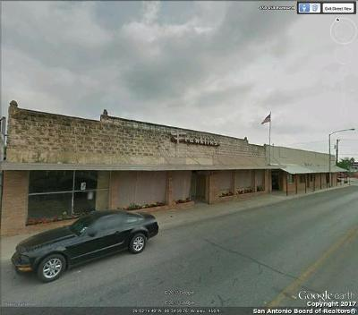Atascosa County Commercial For Sale: 474 Avenue H