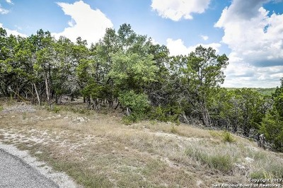 Comal County Residential Lots & Land For Sale: 1507 White River Rd