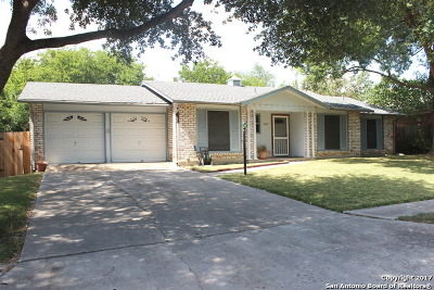 San Antonio TX Single Family Home Back on Market: $126,000