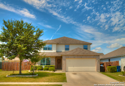 Single Family Home For Sale: 323 Big Hawk