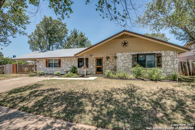 Kendall County Single Family Home For Sale: 183 Bluebonnet Cir