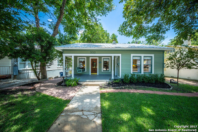 Comal County Single Family Home For Sale: 332 Napoleon St