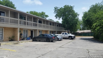 San Antonio Multi Family Home Back on Market: 403 Hartline Dr