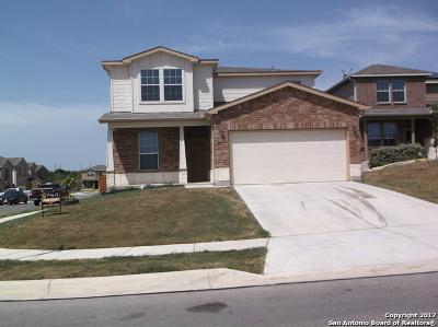 Converse Single Family Home Price Change: 9511 Dark Oak Crk