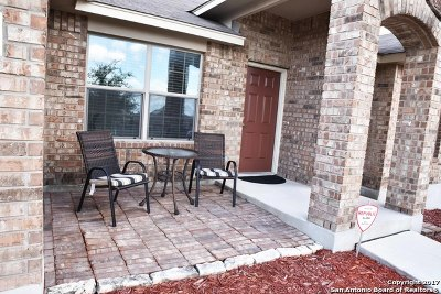 Single Family Home For Sale: 1828 Strawcove