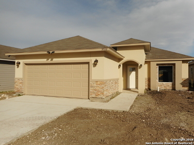 Single Family Home For Sale: 9506 Butterfly Bend