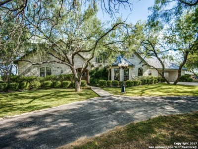 Single Family Home For Sale: 8225 Fm 471 S