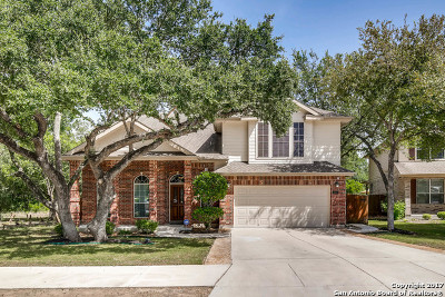 Schertz Single Family Home For Sale: 2512 Pillory Pointe