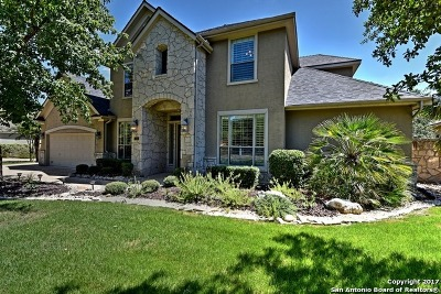 Helotes Single Family Home For Sale: 134 Candelaria