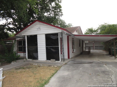 San Antonio Single Family Home Back on Market: 318 S San Bernardo Ave