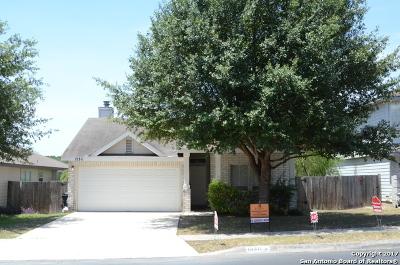 Selma Single Family Home Back on Market: 15311 Cog Hl