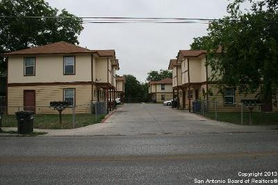 Bexar County Multi Family Home Back on Market: 414 Cupples Rd