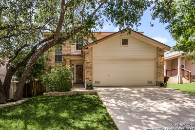 Single Family Home New: 1207 Cougar Country