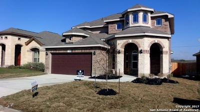 Converse Single Family Home For Sale: 7239 Celestial Moon