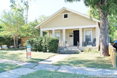 Single Family Home Price Change: 1204 W Summit Ave