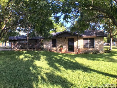 Bandera County Single Family Home Price Change: 166 Beaumont St