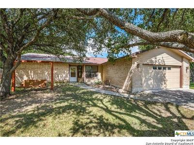 Guadalupe County Single Family Home Back on Market: 136 High Country Dr