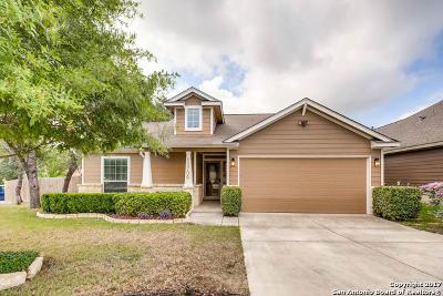 San Antonio Single Family Home Back on Market: 10706 Gazelle Cliff