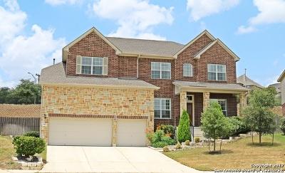 San Antonio Single Family Home Price Change: 3307 Navajo Peace