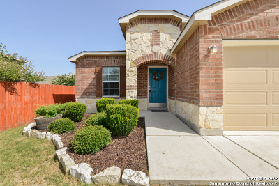 San Antonio Single Family Home Back on Market: 811 Western Tack