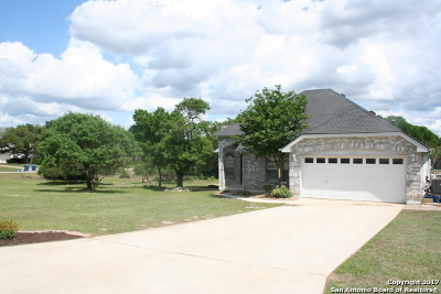 Boerne Single Family Home For Sale: 8602 Summer Song Cir