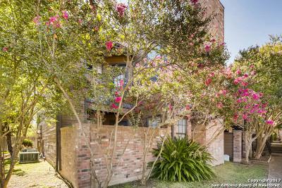 San Antonio TX Condo/Townhouse Back on Market: $102,800