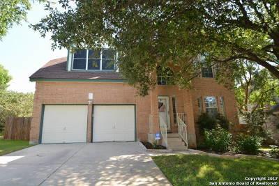 San Antonio Single Family Home Back on Market: 1107 Crooked Arrow