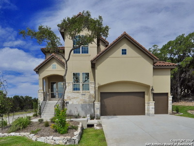 Cibolo Canyons Single Family Home For Sale: 3711 Las Casitas