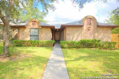 Single Family Home Back on Market: 1503 Vista Azul