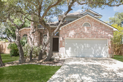 Bexar County Single Family Home For Sale: 11659 Foxford