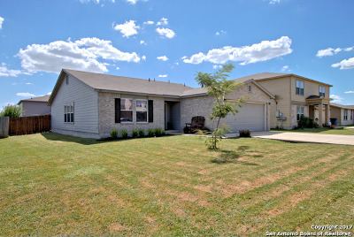 New Braunfels Single Family Home Price Change: 653 Crosspoint Dr