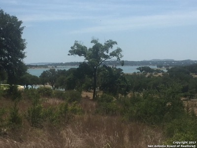 Comal County Residential Lots & Land For Sale: 456 (Lot 1022) Starling Pass