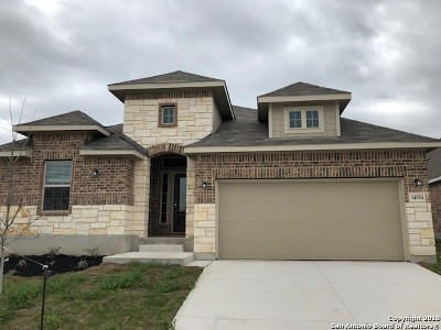 San Antonio Single Family Home Back on Market: 14554 Rawhide Way