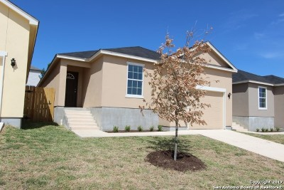 San Antonio Single Family Home Back on Market: 7027 Hallie Rdg