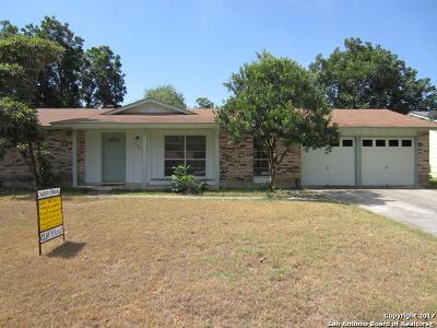San Antonio Single Family Home For Sale: 4130 Bretton Rdg